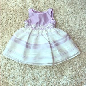 Sweet Heart Rose Toddler Dress
